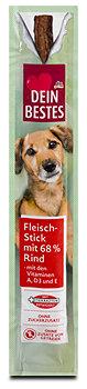 Dein Bestes Hundefutter Fleisch-Stick mit Rind
