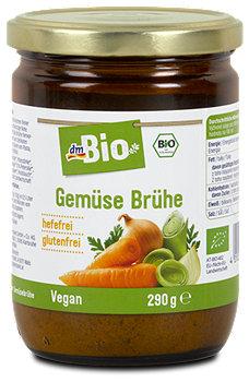 dmBio Gemüse Brühe