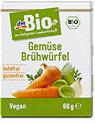 dmBio Gemüse Brühwürfel