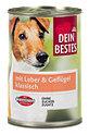 Dein Bestes Hundefutter mit Leber & Geflügel klassisch