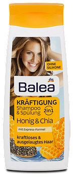 Balea Shampoo & Spülung Kräftigung Honig & Chia