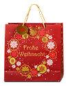 Profissimo Geschenktasche Frohe Weihnachten sort.