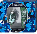 Police To Be Camouflage Duftset EdT & Duschgel