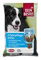 Dein Bestes Dental 7 Zahnpflege-Sticks Hund
