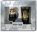 Police To Be The King Duftset EdT & Duschgel