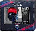 Police To Be Rebel Duftset Duschgel & EdT