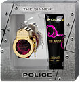 Police The Sinner Duftset Bodylotion & EdT