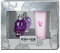 Police Woman Set EdP + Body Lotion 100ml