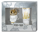 Police To Be The Queen Duftset EdP & Bodylotion