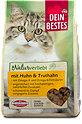 Dein Bestes Naturverliebt Katzenfutter mit Huhn & Truthahn