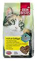 Dein Bestes Katzenfutter Sterilisiert Kastriert reich an Geflügel