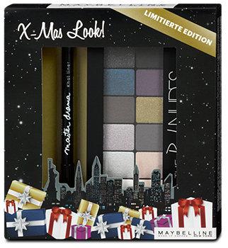 Maybelline X-Mas Look! Geschenkset