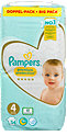 Pampers premium protection Windeln Gr. 4 (9-14 kg) Jumbo Pack
