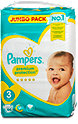 Pampers premium protection Windeln Gr. 3 (5-9 kg) Jumbo Pack