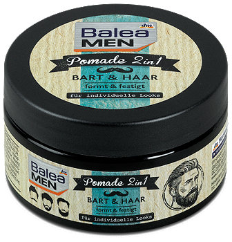 Balea MEN 2in1 Bart & Haar Pomade