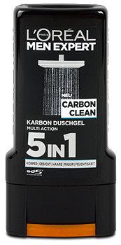 L'Oréal Men Expert Duschgel Carbon Clean