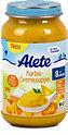 Alete Menü Kürbis-Cremesuppe