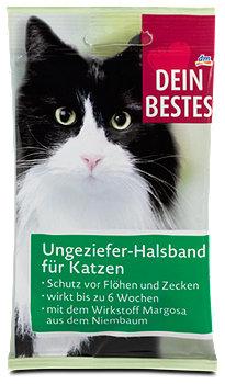 Dein Bestes Ungeziefer-Halsband für Katzen