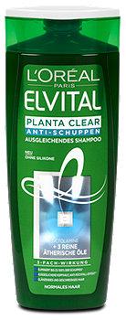 Elvital Ausgleichendes Shampoo Planta Clear Anti-Schuppen