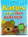 Katjes Grün-Ohr Bärchen Fruchtgummi
