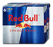 Red Bull Energy Drink 6er-Tray