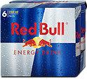 Red Bull Energy Drink 6er-Tray