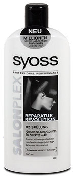 syoss SalonPlex Reparatur Revolution Spülung