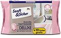 Sanft&Sicher Feuchtes Toilettenpapier Deluxe