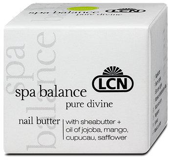 LCN spa balance pure divine Nagelbutter