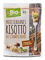 dmBio Mediterranes Risotto mit Champignons