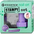 essence nail art Stempel Set
