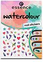 essence Nagelsticker watercolour