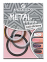 essence Nagelsticker Metal stripes