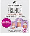 essence French Manicure Schablonen