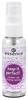 essence Make-up Fixierendes Spray