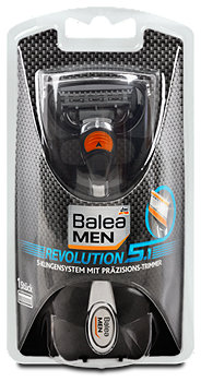 Balea MEN Nassrasierer Revolution 5.1