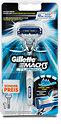 Gillette Mach3 Turbo Rasierer Probierpack