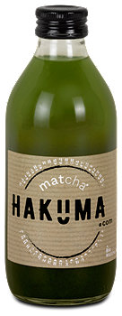 Hakuma Bio-Matcha Tee Erfrischungsgetränk