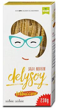 delysoy Soja Nudeln Fettuccine