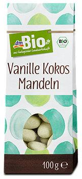 dmBio Vanille Kokos Mandeln