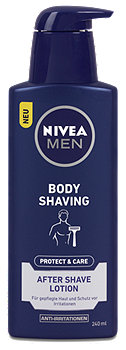 Nivea Men Protect & Care Körper After Shave Lotion