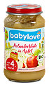 babylove Fruchtbrei Holunderblüte in Apfel