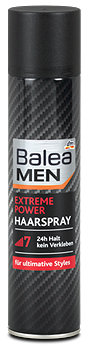 Balea MEN Haarspray extreme Power