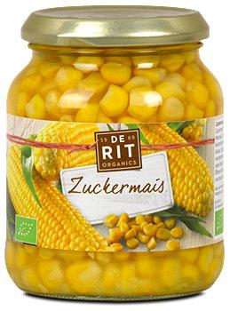 De Rit Zuckermais