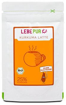 Lebepur Kurkuma Latte Getränkepulver