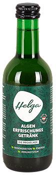 Helga Erfrischungsgetränk mit Chlorella-Alge