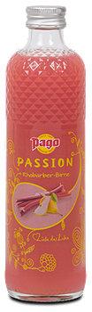 Pago Passion Saft Rhabarber-Birne