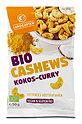 Landgarten Bio Cashews Kokos-Curry