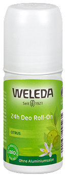 Weleda Deo Roll-On Citrus
