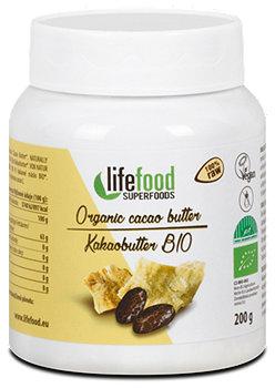 lifefood Bio Kakaobutter